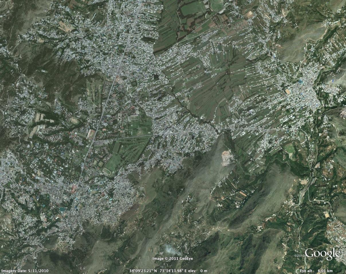 New imagery updates in Google Earth online | The Daily