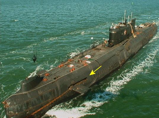 атомная подводная лодка к 19 история